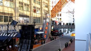 Tour of 4th Street Live, Louisville KY
