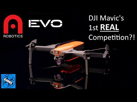 Autel Evo announced!  DJI Mavic Pro's 1st REAL Competition?!