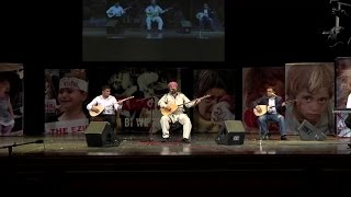 Şivan Perwer, Bako Lezgiev, Azo Tamoyan - Благотворительный концерт (Sengal)