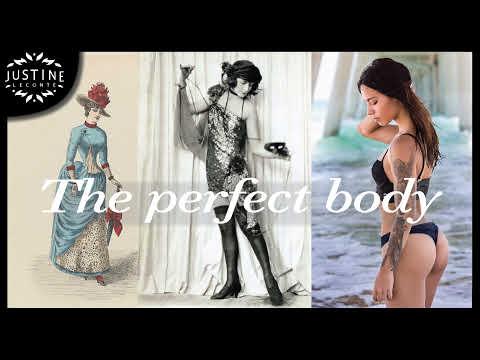 Women's ideal body through time | Justine Leconte