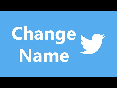 TUTORIAL: How to Change Your Twitter Handle