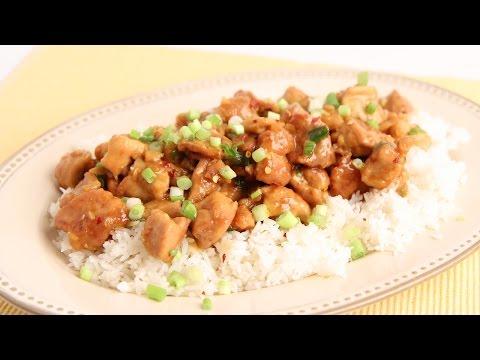 Homemade Orange Chicken Recipe - Laura Vitale - Laura in the Kitchen Episode 794