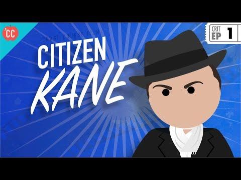 Citizen Kane: Crash Course Film Criticism #1