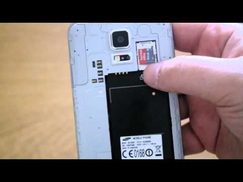 Micro SD Card for Samsung Galaxy S5