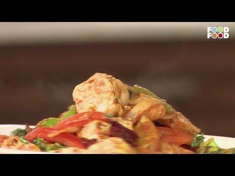 Paneer And Pineapple Stir Fry | Super Foods | Chef Sanjeev Kapoor | FoodFood