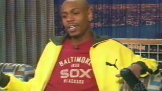 Dave Chappelle Interview - 1/21/2003