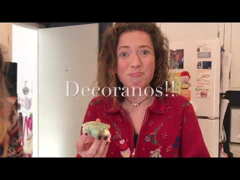 how to make christmas cookies IN SPANISH