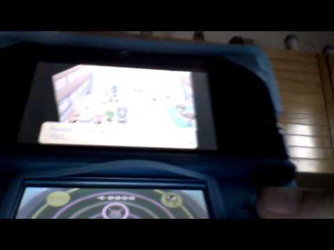Pokemon noir 2  évènement deoxys