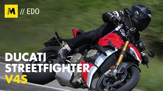 Ducati Streetfighter V4S TEST: la rivoluzionaria!