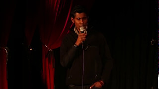 Open Mic in London -  Words from whereabouts - Alexander the Comic