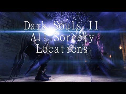 Dark Souls 2: All Sorcery Locations
