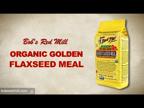 Golden Flaxseed Meal | Bob's Red Mill