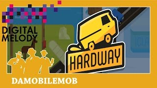 ★ HARDWAY by Digital Melody (iOS and Android Gameplay)