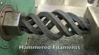 Amazing Modern Wrought Iron Machine