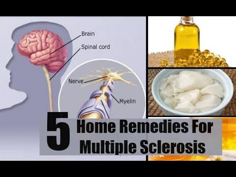 5 Most Effective Home Remedies for Multiple Sclerosis.