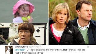 Police Investigate Madeleine McCann Family Online Abuse