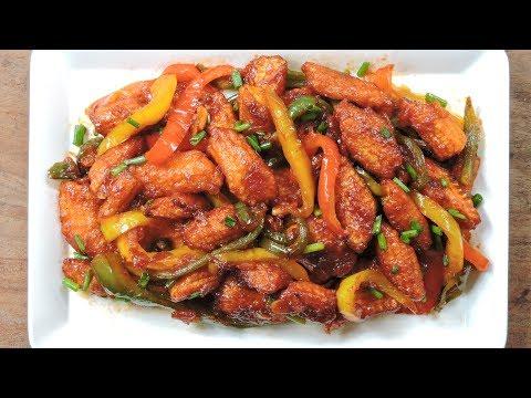 Chilli Baby Corn Recipe | Quick Snacks Recipe | Herbs And Flavours