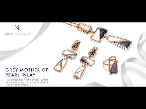 NIDA Factory - The Making of Mother of Pearl Jewelry