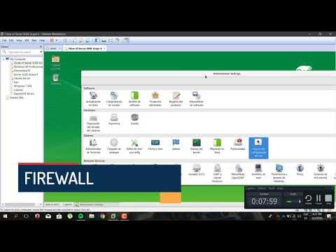 SUSE Linux Enterprise 12 Configuración Servidor DNS/DHCP/WEB/SAMBA