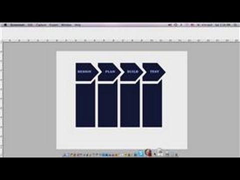 Computer Art Basics : How to Draw a Process Flow Diagram