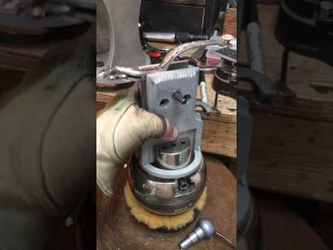 Endorsement of Outlaw Waterjet bit and spur making jigs