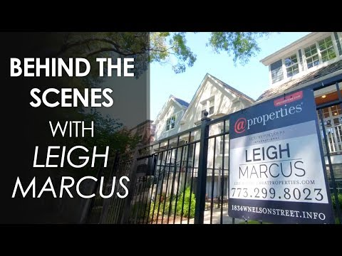 Chicago Real Estate Agent: #1 Listing Agent Leigh Marcus