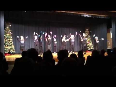 Studio J 2014 Christmas Recital