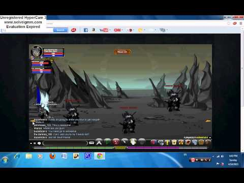 =AQW=how to get Nulgath Rune 4
