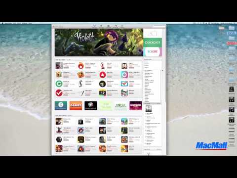 How to Use Mac App Store
