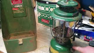 Coleman Lanterns ~ SHTF Solution ~ Pt 1 of 4 ~ Cleaning