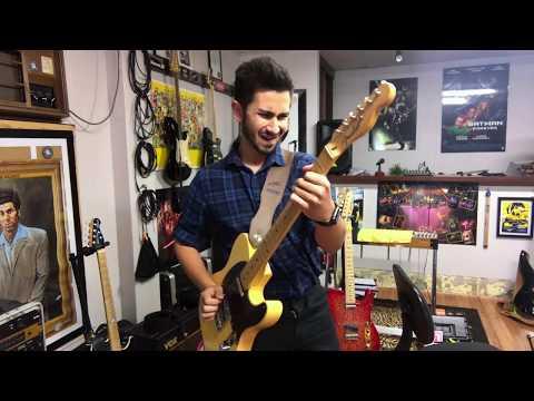 Brent Mason - Blowin' Smoke (Luke Gallagher Guitar Cover)