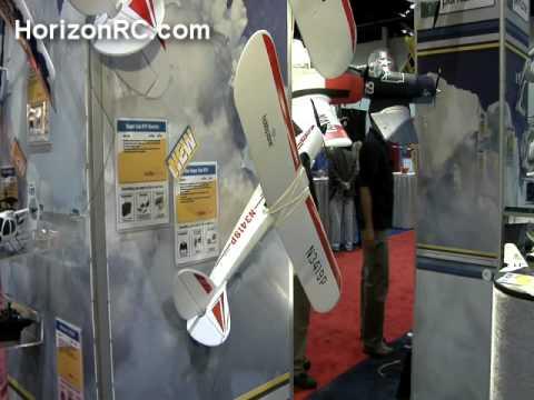HorizonRC.Com Event- iHobby 2008: HobbyZone Mini Super Cub Interview