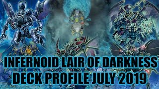 HIERATIC SAFFIRA QUEEN OF DRAGONS DECK PROFILE (JANUARY 2017