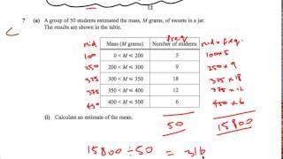Volume: IGCSE Maths Extended Cambridge Past Paper Questions - PakVim