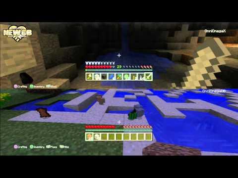 PS3 - Minecraft - Lava