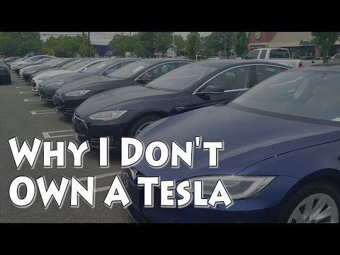 My Issues With Tesla