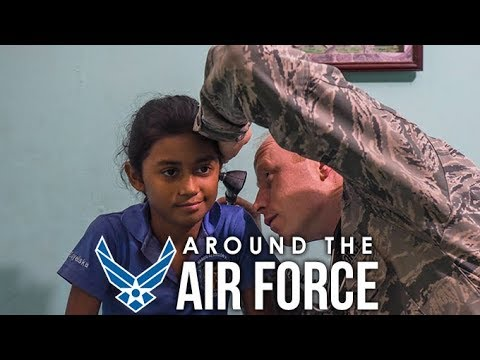 Around the Air Force: C-130 Crash / New Horizons 2018