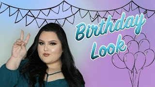 Bullshit Birthday Makeup Tutorial