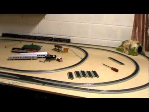 My 4x8 HO Scale Layout Update