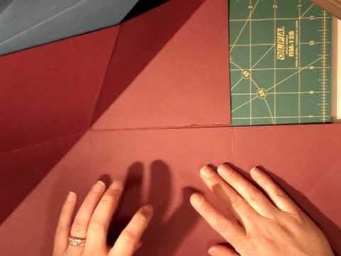 paper crafts for kids - squash book