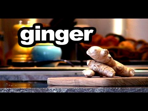 How to Grate and Store Ginger