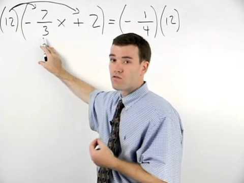 Learning Algebra | MathHelp.com