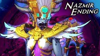 Nazmir Ending Cutscenes - Grand Ma