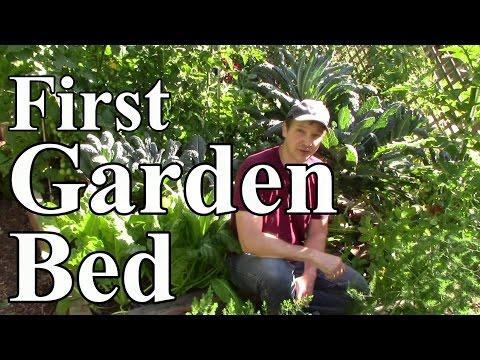 Beginning Gardening #2: Your First Garden Bed
