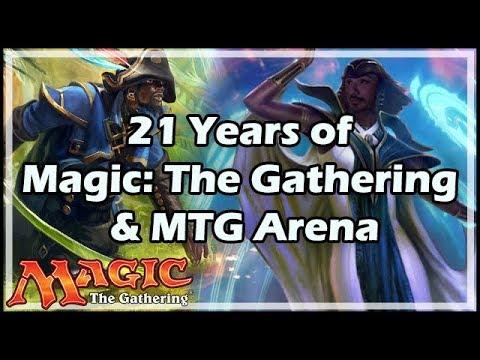 21 Years of Magic: The Gathering & MTG Arena