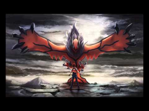 Pokemon X/Y Remix: Legendary Xerneas/Yveltal Battle