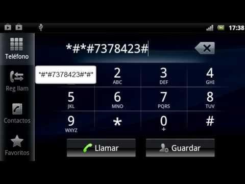 Desbloquear el bootloader a los Sony Xperia modelos 2011-2012