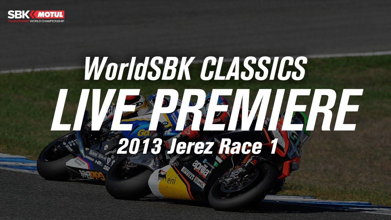 #WorldSBK Classics: Jerez 2013 Race 1