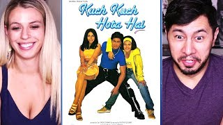 KUCH KUCH HOTA HAI | SRK | Trailer Reaction w/ Kaitlyn Isham!