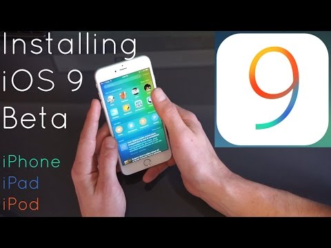 How To Install iOS 9 (Beta) FREE Without UDID